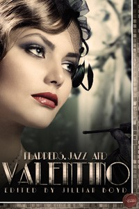 Flappers Jazz and Valentino book cover